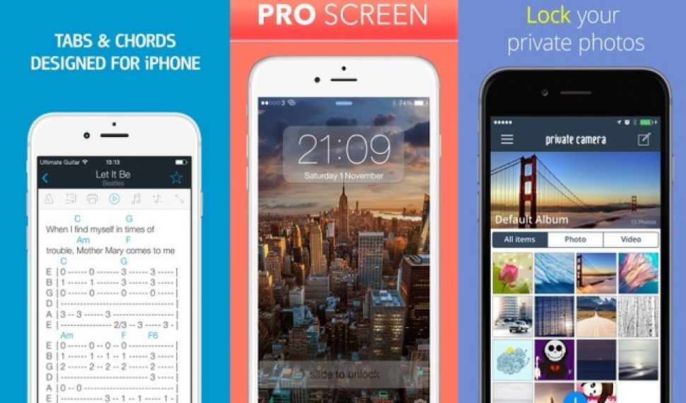 Amazing 9 paid iPhone apps on sale right now for free today